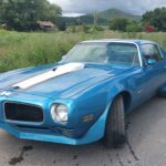 Trans Am classic restoration TD Customs Asheville body shop