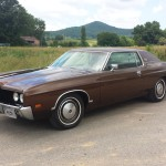 classic car restoration LTD brown