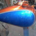 custom motorcycle paint job hendersonville nc