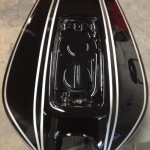 custom motorcycle paint Hendersonville nc