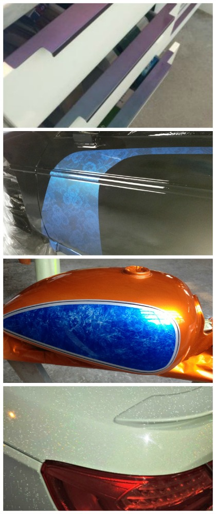 custom paint jobs Asheville