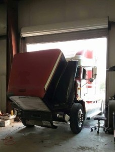 freightliner fletcher nc auto body and paint job
