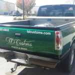 Asheville custom paint auto body