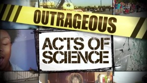 lumilor on outrageous acts of science wild rides
