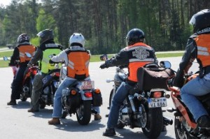 motorcycle safety high visibility gear