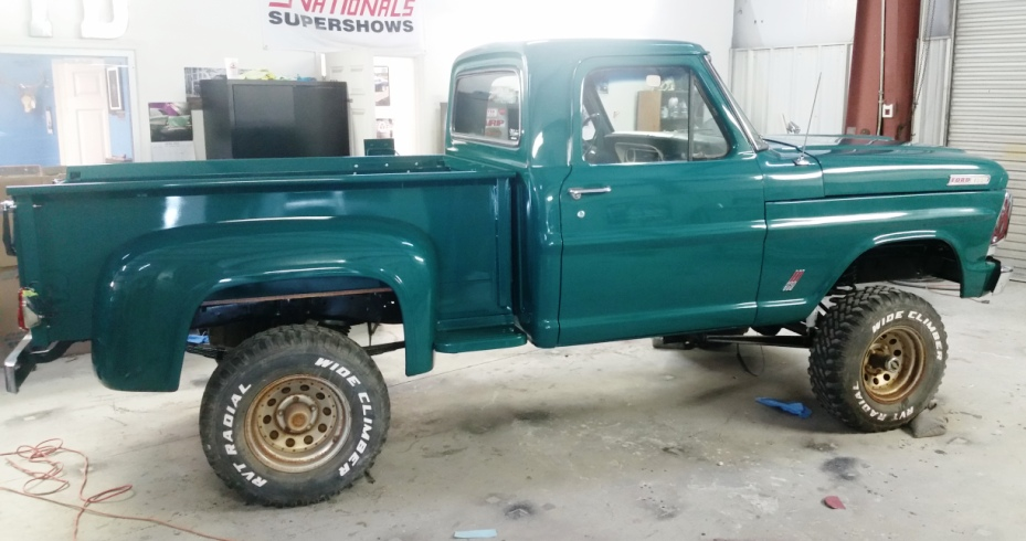 restoring an old truck essay Check out how to restore a classic truck the right way read more only at www classictruckscom, the official website for classic trucks.