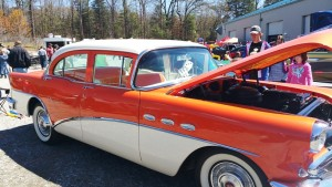 56 buick special restoration by td customs asheville