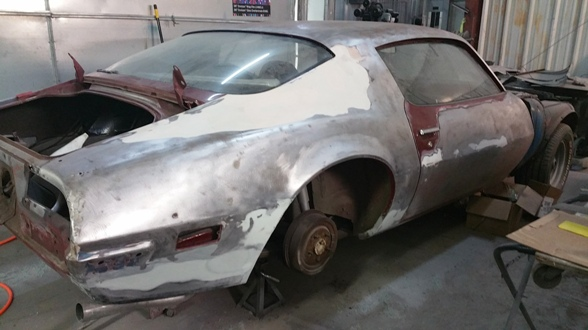 rust repair restoration
