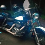 light up motorcycle paint TD Customs Lumilor