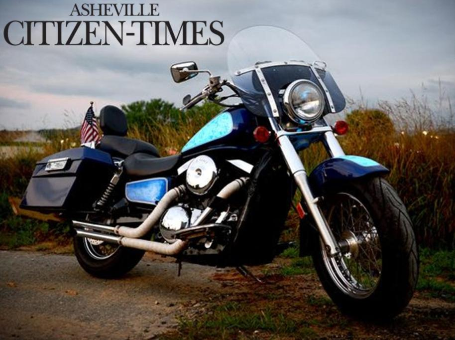 TD Customs Asheville Citizen Times