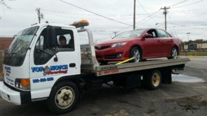 Hendersonville towing - Top Notch Towing