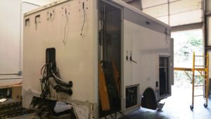 commercial vehicle painting Asheville