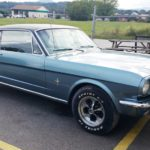 66 Mustang restorations | TD Customs Asheville body shop