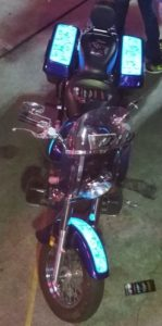 Lumilor by TD Customs | light up motorcycle paint