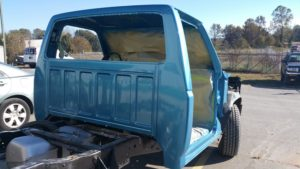 truck cab painted body shop arden