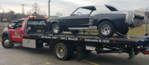 hendersonville towing Top Notch
