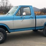 Arden truck paint job body shop