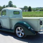 classic paint and body shop Mills River TD Customs