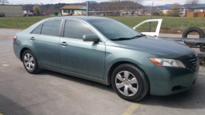 camry before