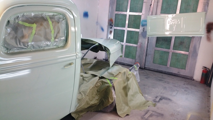 auto body shop - custom paint