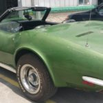 corvette restoration asheville