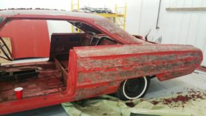 classic restorations hendersonville - chemical paint stripping