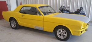 classic car paint stripping auto body shop