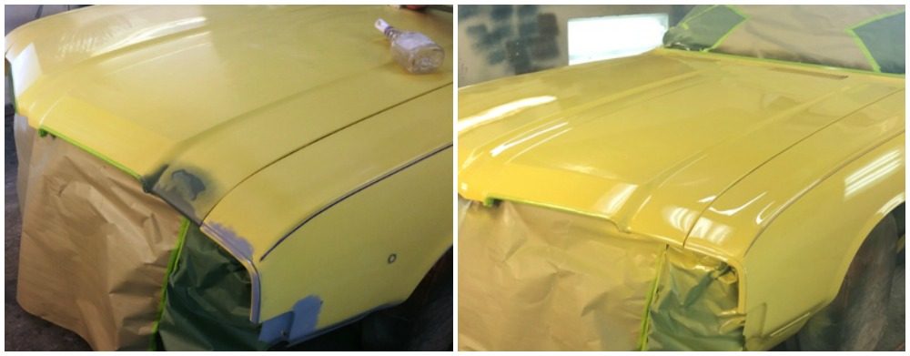 classic car collision repair Asheville NC
