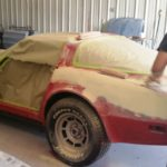corvette auto body shop