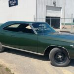 classic restoration paint body shop Asheville - plymouth satellite