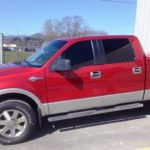 Asheville truck full paint job - Hendersonville