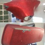motorcycle paint repair Asheville