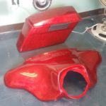 motorcycle paint shop - custom paint Hendersonville
