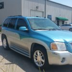 Custom painted SUV TD Customs Paint & Body Shop