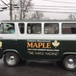green mountain maple custom van TD Customs paint job