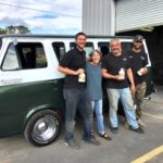 td customs custom paint van - Hendersonville Mills River