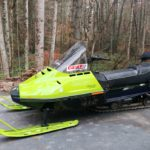 snowmobile atv vehicle paint job Hendersonville Flat Rock NC