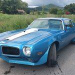 Trans Am classic restoration TD Customs Asheville body shop