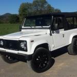 land rover truck restoration