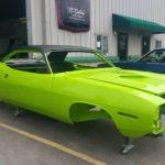 classic car restorations asheville