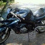 crock rocket custom motorcycle paint asheville