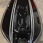 custom motorcycle paint Hendersonville nc