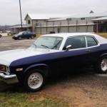 Classic Car Paint Mills River