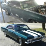 classic car restoration hendersonville nc
