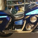 lumilor light up paint motorcycle