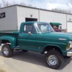 classic truck restoration Hendersonville 67 Ford