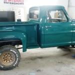 classic truck restoration asheville