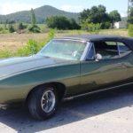 Asheville classic restoration 68 Lemans