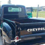 51 truck restoration Asheville body shop