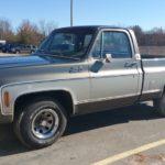 rust repair truck paint job Arden NC